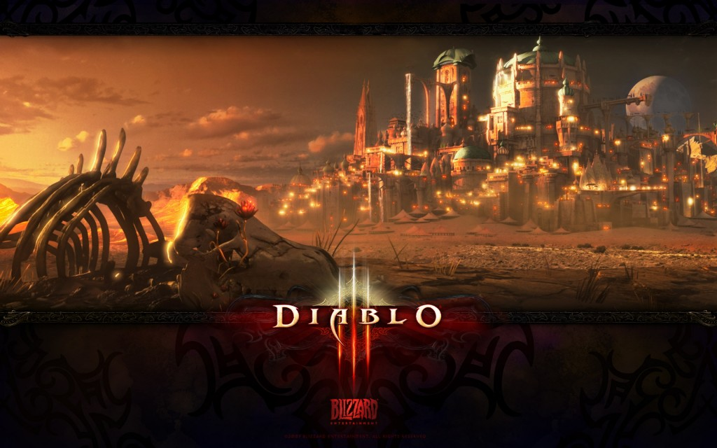 Wallpaper – Diablo III