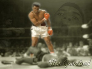 Wallpaper – Muhammad Ali