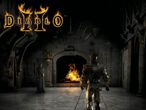 Wallpaper – Diablo II
