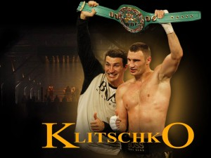 Wallpaper – Klitschko