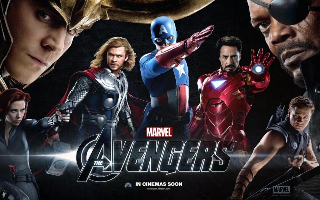 Wallpaper – Avengers