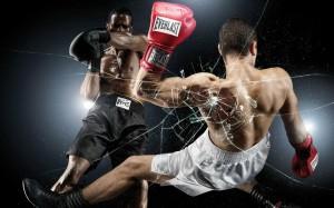Wallpaper – boxing