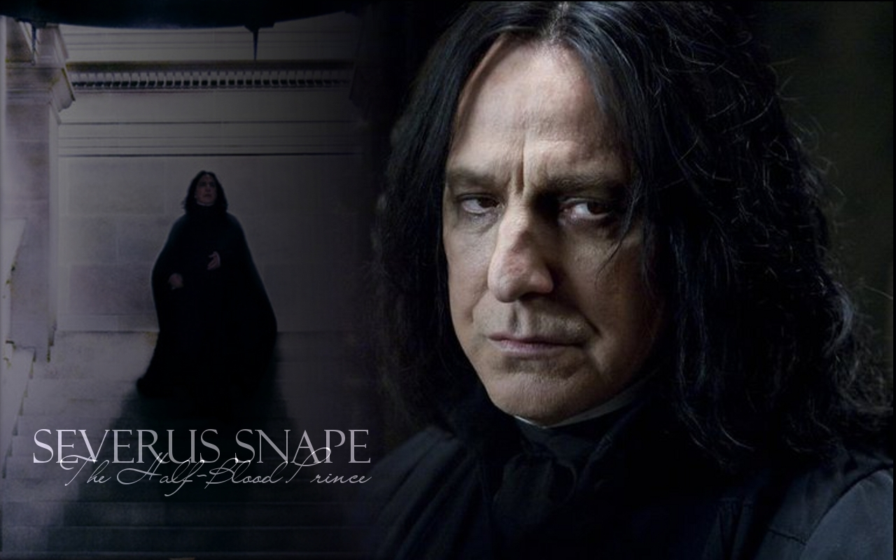 Wallpaper – Severus Snape