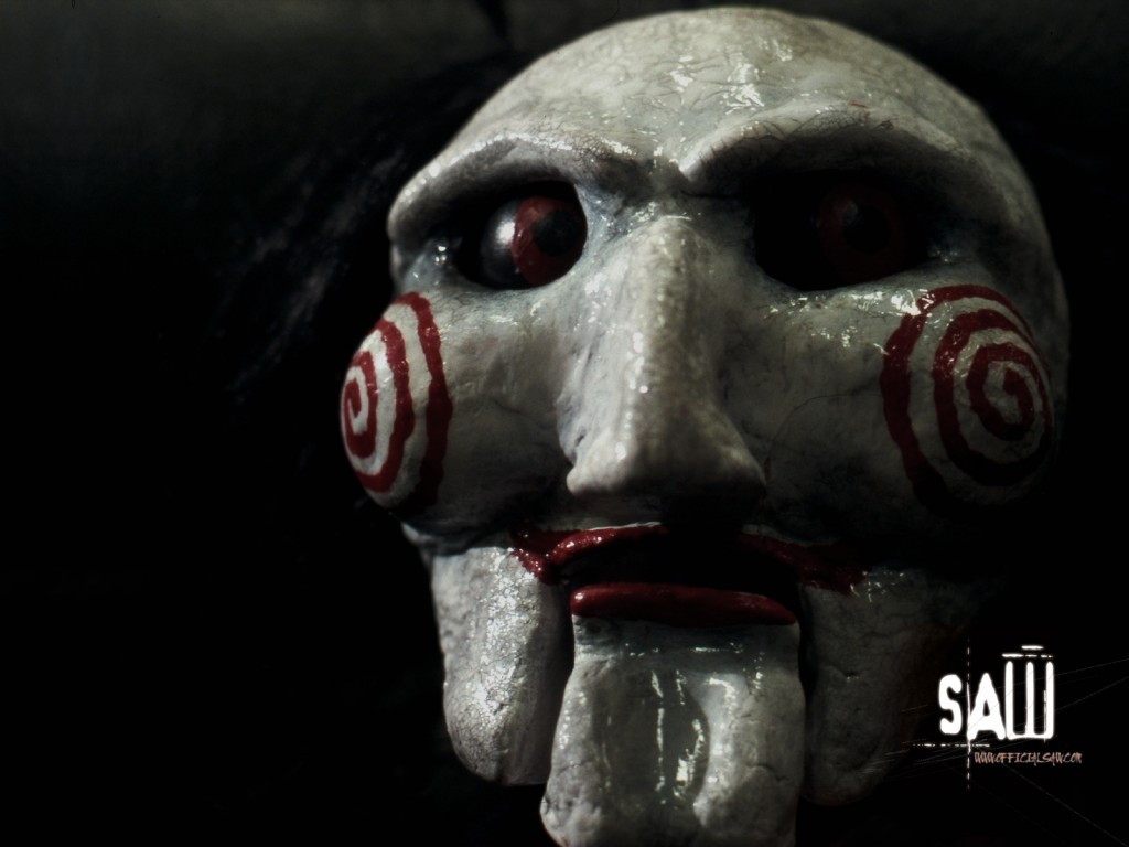 Wallpaper – Saw