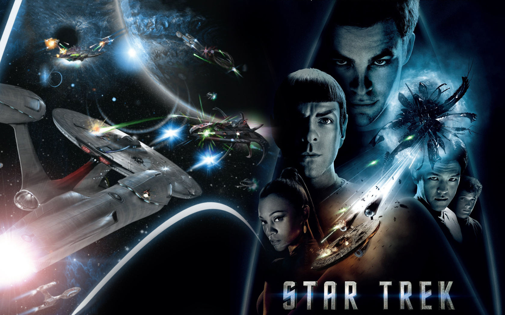 Wallpaper – Star Trek