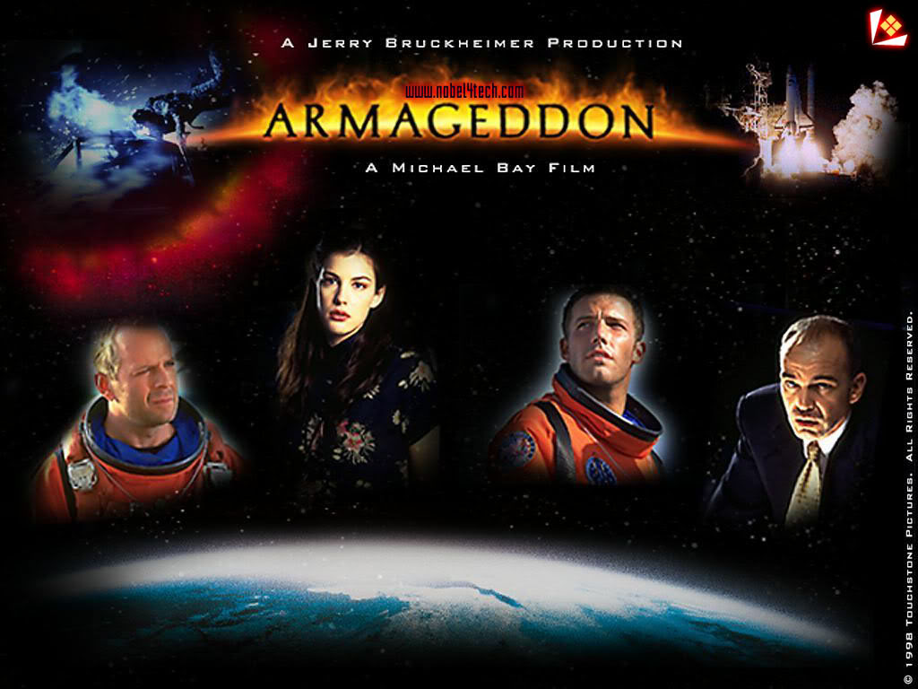 Wallpaper – Armageddon