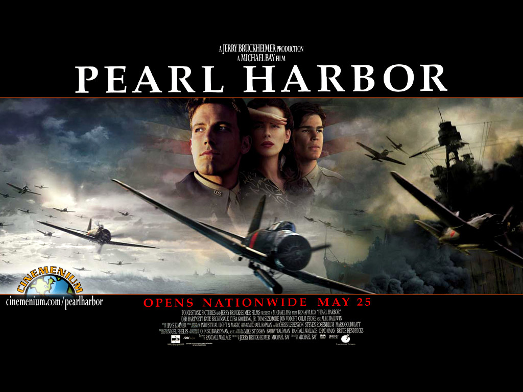 Wallpaper – Pearl Harbor