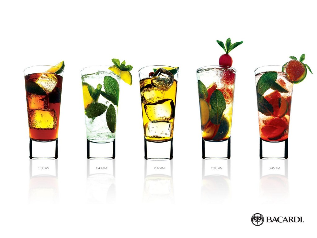 Wallpaper – Bacardi