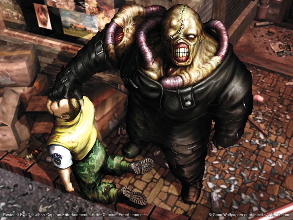 Wallpaper – Resident Evil